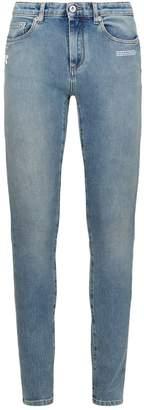 Off-White Skinny Denim Jeans