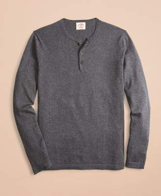 Brooks Brothers Cotton-Cashmere Henley