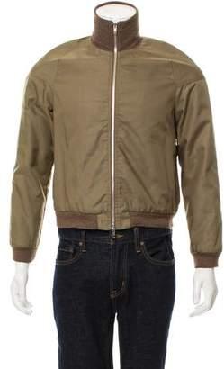 Helmut Lang Vintage Ballistic Nylon Bomber Jacket