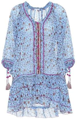 Poupette St Barth Printed cotton dress