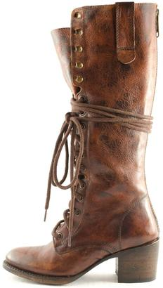 Freebird Grany Laceup Boot $348 thestylecure.com