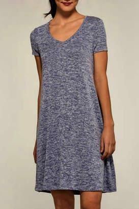 Paige Charlie Knit T-Shirt Dress