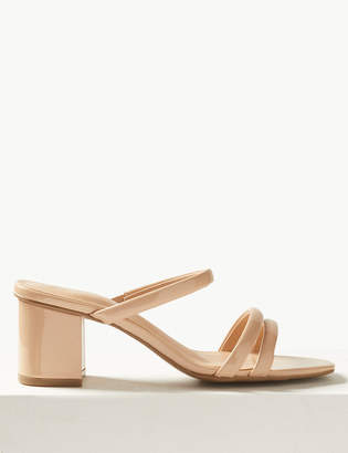 Marks and Spencer Multi Strap Mules