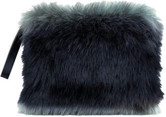Cath Kidston Faux Fur Clutch
