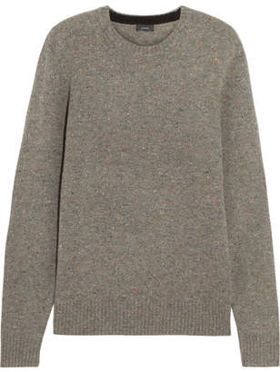 Joseph Merino Wool Sweater - Gray