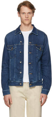 Tiger of Sweden Blue Denim Primal Jacket