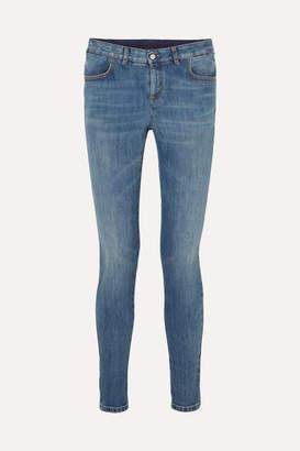 Stella McCartney Mid-rise Skinny Jeans - Blue