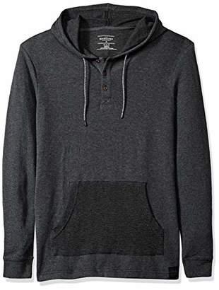 Quiksilver Men's HAKONE Spring Knit Hooded Shirt