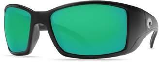 Costa del Mar Cta Del Mar Blackfin Sunglasses /Copper Silver Mirror 580 Plastic