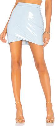 by the way. Helen Vinyl Skirt