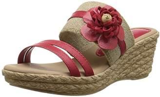 Spring Step Azura by Women's Aketi Wedge Sandal