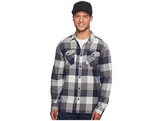 Vans Box Long Sleeve Flannel Men's Clothing