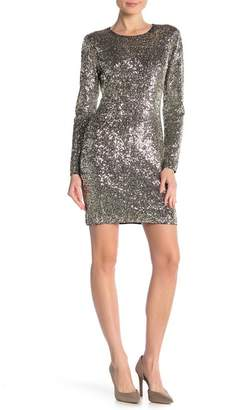 A.L.C. Aliya Sequined Dress