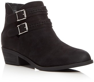 Carlos by Carlos Santana Laney Buckle Booties $44.88 thestylecure.com