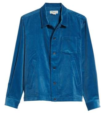 YMC Corduroy Stretch Shirt Jacket