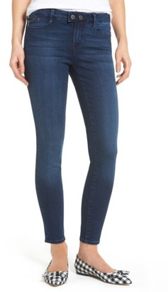 Women's Mavi Jeans Adriana Skinny Ankle Jeans $98 thestylecure.com