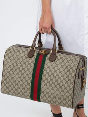 387ae5a35864 Gucci Ophidia gg medium carry-on duffle