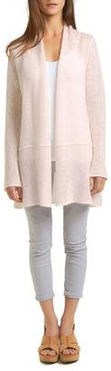 Wooden Ships Seamed Cardigan $94 thestylecure.com