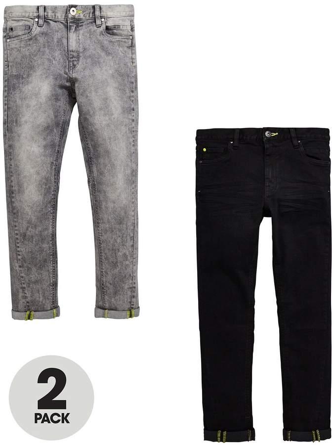 2 Pack Skinny Jeans
