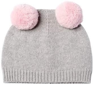 Il Gufo Pompoms Wool Knit Hat