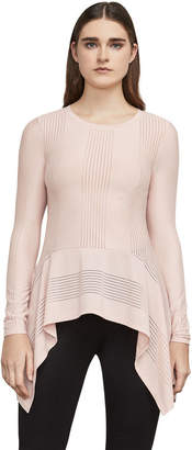 BCBGMAXAZRIA Thanda Asymmetrical Sweater