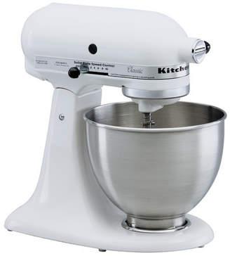 KitchenAid Classic Series 10 Speed 4.5 Qt. Stand Mixer - K45SS