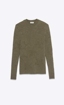 a3eaf11174 Mens Saint Laurent Sweaters - ShopStyle UK
