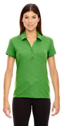 Ash City - North End Ladies' Maze Performance Stretch Embossed Print Polo
