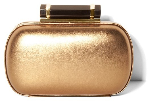 Vince Camuto Onyx French Clutch