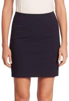 Akris Punto Jersey Mini Skirt