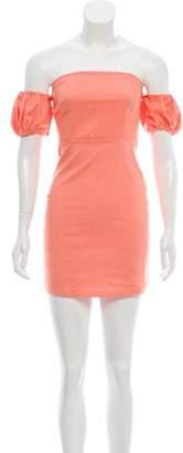 Storets Patterned Mini Dress w/ Tags