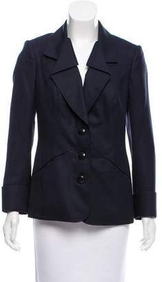 Givenchy Tailored Single-Breasted Blazer