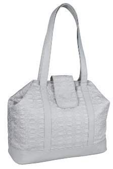 Lassig Glam Mary Tote Bag Grey by