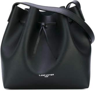 Lancaster crossbody bucket bag