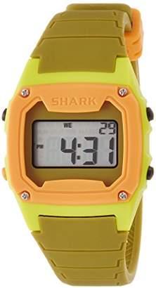 Freestyle (フリースタイル) - [フリースタイル]Freeestyle 腕時計 SHARK CLASSIC SILICONE デジタル 100m防水 シリコンベルト イエロー カーキ 102280 【正規輸入品】