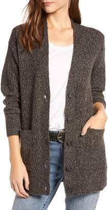 Treasure & Bond Textured Cardigan