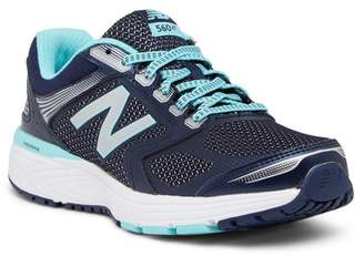 New Balance 560 V7 Running Shoe - Wide Width Available