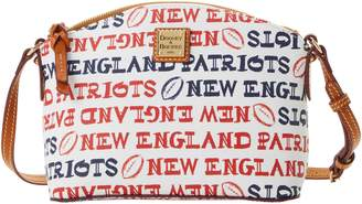 Dooney & Bourke NFL Patriots Suki Crossbody