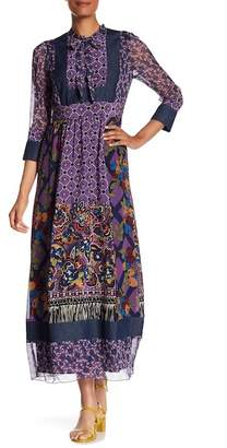 Anna Sui Paisley Maxi Dress