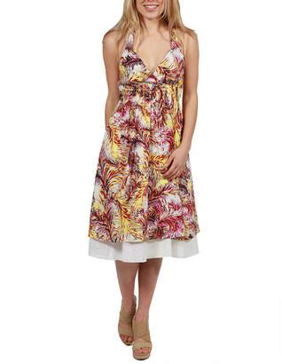 24/7 Comfort Apparel Maeve Dress