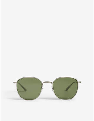 Oliver Peoples Ov1230 Board Meeting 2 square-frame sunglasses