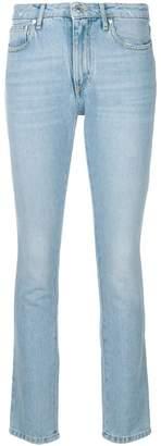 MSGM branded slim-leg jeans