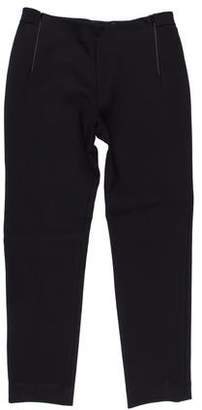 Thierry Mugler Straight-Leg Pant Set