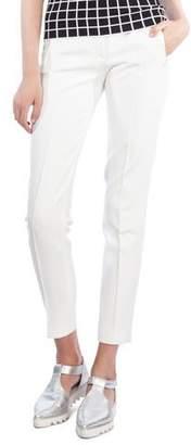 Akris Punto Fabia Straight-Leg Jersey Stretch Ankle Pants