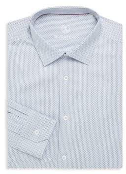 Bugatchi Basic Cotton Dress Shirt
