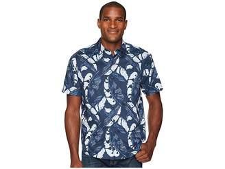 Tommy Bahama Lunar Leaves Camp Shirt
