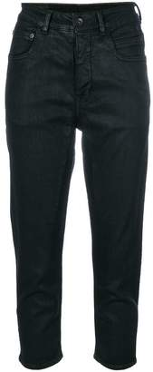 Rick Owens Torrence cropped jeans