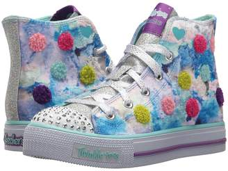 Skechers Twinkle Toes - Shuffles 10849L Lights Girl's Shoes