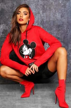 boohoo Disney Mickey Original Hoodie