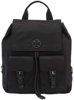 Tory Burch Quinn Nylon Backpack